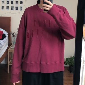 3/60$ Urban outfitters crewneck